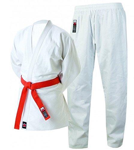 Cimac Giko Judo Trajes de Artes Marciales Disfraz Blanco Traje ...