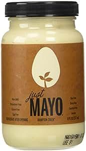 Just Mayo By Hampton Creek 8 Oz. Plastic Jar