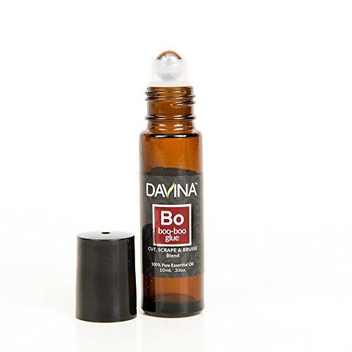 Boo-Boo Glue Cut, Scrape & Bruises Essential Oil Blend Roll-on 10ml Therapeutic Grade Ready to Go!