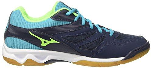Homme Multicolore dressblues Thunder 92 Running peacockblue Chaussures De Mizuno Blade greengecko Y0Xfw6q6Px