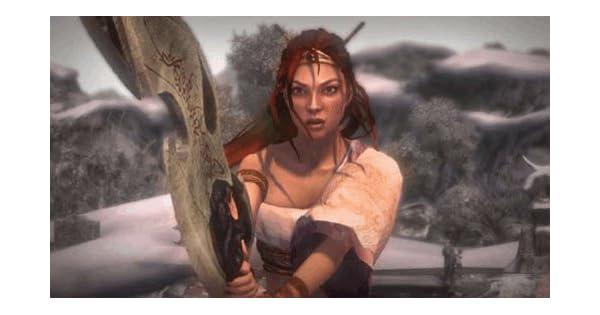 Sony Heavenly Sword PlayStation 3 vídeo - Juego (PlayStation ...