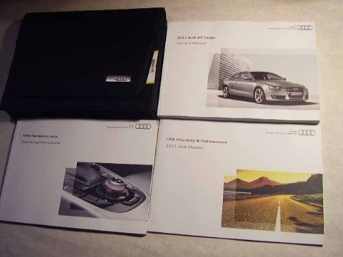 2010 Audi A5 Coupe Owners Manual