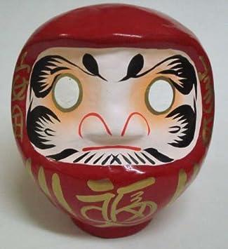 Fuji Merchandise DA-5 7 H Daruma GOH, Red