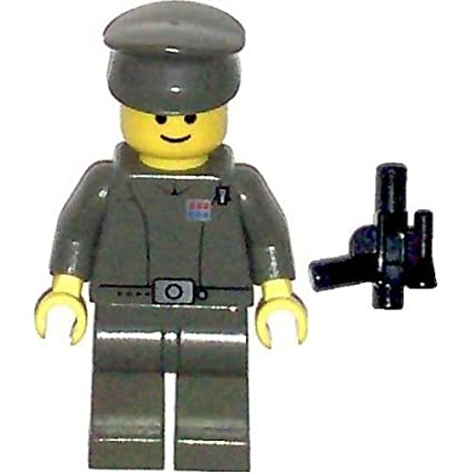 Amazoncom Lego Star Wars Minifig Imperial Officer Toys Games