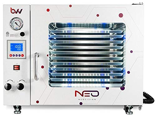 1.9 Cubic Foot BVV Neocision Certified Lab Vacuum Oven, 5 Wall Heating, LED's, 11 Shelves Standard by BEST VALUE VACS