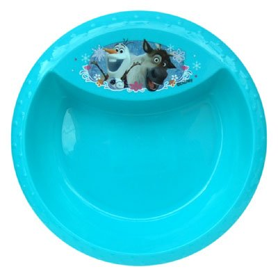 Disney Frozen Party Serveware Collection, a Selection of Platters, Cupcake Stands, and More (6.5 Diamond Rim Bowl) (Disney Cupcake Maker compare prices)