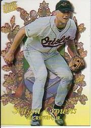 (1996 Ultra Season Crowns #8 Cal Ripken Near Mint/Mint)