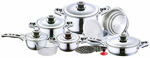 7 ply waterless cookware - 4
