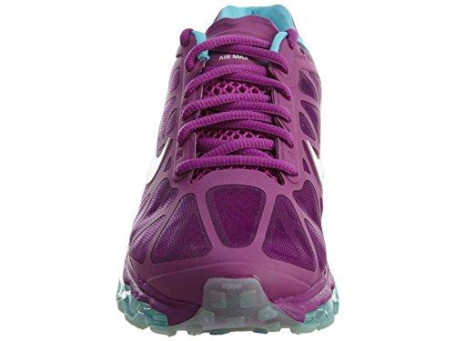 Nike Air Max 2011 Womens Purple Dsk / Metallic Platinum-td Pl Bl-c