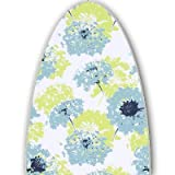 Premium Ironing Board Cover fits HouseholdEssentials Table Top (30x12) Models Vintage Floral