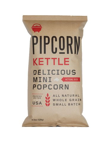 Pipcorn, Kettle, 4 Oz (Pack of 4)