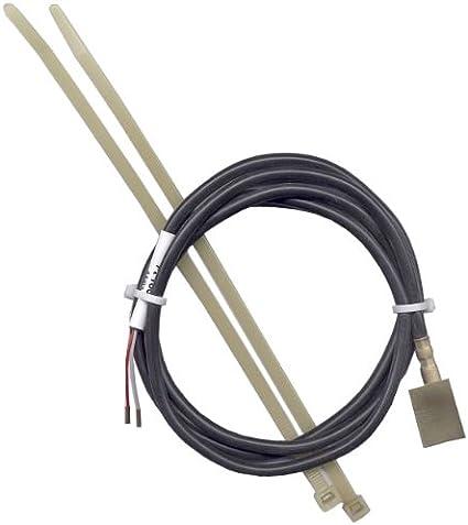 Sonda abrazadera de tubo PT1000, contactar con sensor 1,0 m cable ...