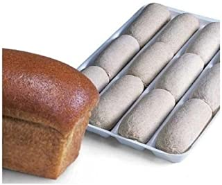 product image for Bridgford Foods Honey Wheat Demi Loaf Dough, 6 Ounce -- 60 per case.