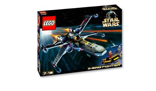 Amazon Lego 7142 Rare Variant X Wing Fighter Toys Games