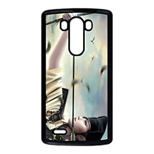 archer painting LG G3 Cell Phone Case Black cover xlr01_7691938