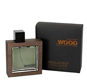 Amazon.com   Dsquared2 He Wood Rocky Mountain Eau de Toilette Spray for  Men b6615c36358d
