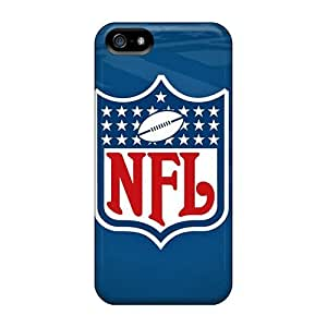 New Design Shatterproof ReE39530LBhZ Cases For Ipod Touch 4 (nfl Logo)