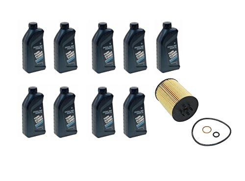 9 quart oil - 7