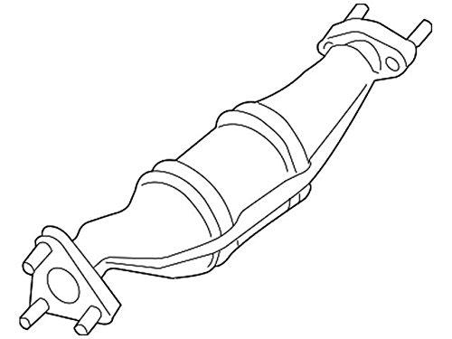 Nissan 208A2–9bf0a auténtica Catalizador de tres vías
