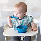 Bumkins Suction Silicone Baby Feeding