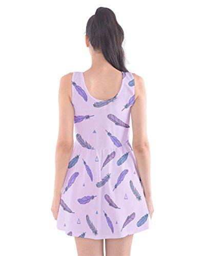 CowCow - Vestido - para mujer lila