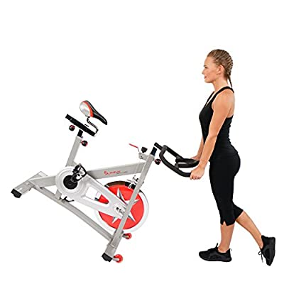 Sunny Health & Fitness Pro Indoor Cycling Bike by Sunny Health & Fitness