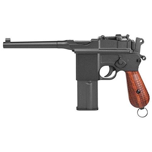 Legends M712 Full-Auto CO2 BB Gun Kit, Full Metal air pistol