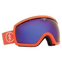 Electric EG2.5 Snow Goggle, Salmonella, Grey/Blue Chrome