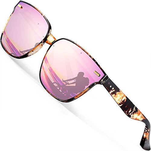 1d89bcf586 ATTCL Unisex Sunglasses 100% Polarized UV Protection - Buy Online in Oman.