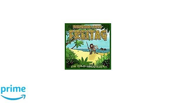 Unbekannt 2F-Spiele 2FS00018 Freitag - Juego de Mesa de Aventuras ...