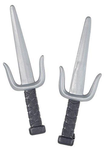 The Ninja Turtles Weapons (Ninja Knives)