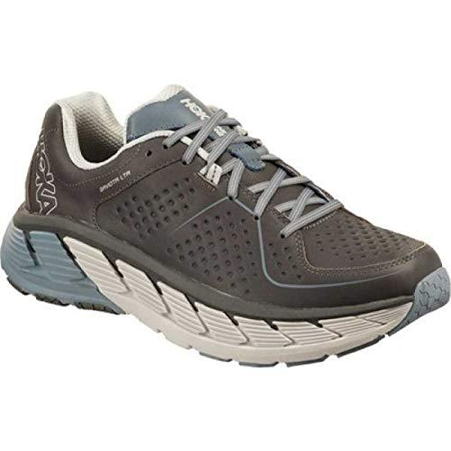 (ホカ オネオネ) Hoka One One レディース ランニング?ウォーキング シューズ?靴 Gaviota Leather Walking Shoe [並行輸入品]