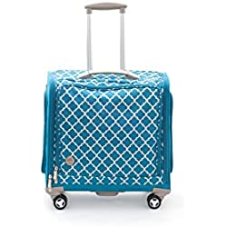 We R Memory Keepers 360 Crafter's Trolley Bag by Aqua