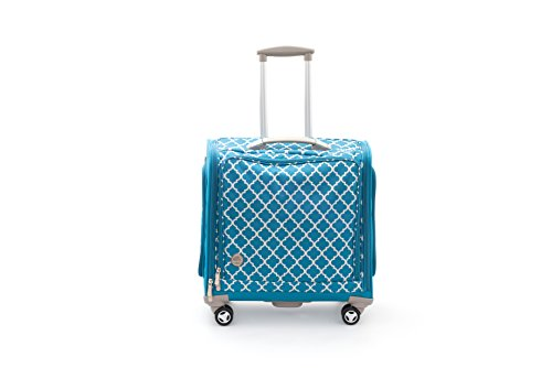 (360 Crafter's Trolley Bag by We R Memory Keepers | Aqua)