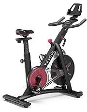 Yesoul S3 Crosstrainer voor thuis, hometrainer, fiets, inklapbaar, verstelbare weerstandsniveaus, fitness hometrainer, spinning fiets, magnetische weerstand