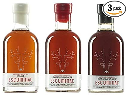 Escuminac Canadian Maple Syrup Gift Bundle