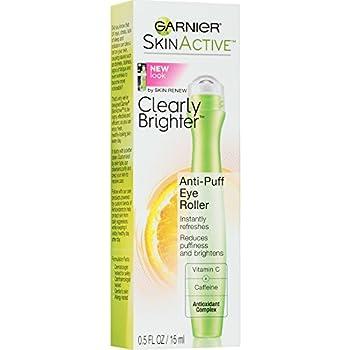 Garnier SkinActive Clearly Brighter Anti-Puff Eye Roller 0.5 oz