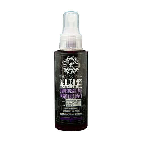 Chemical Guys TVD_104_16 Bare Bones Undercarriage Spray (16 oz)