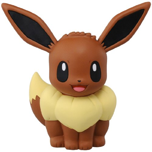Pokemon Eevee palm (japan import) by Takara Tomy
