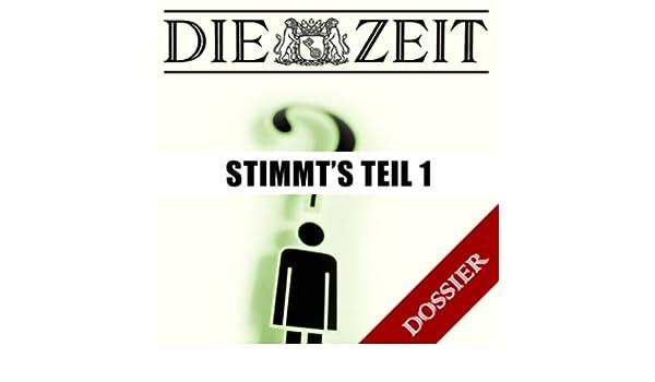 Zeit kolumne dating