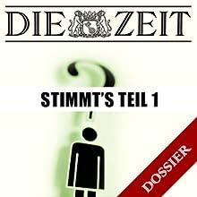 Stimmt's? (DIE ZEIT) Hörbuch von Christoph Drösser Gesprochen von:  N.N.