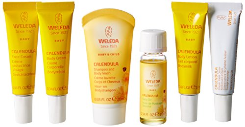 Weleda Baby Starter Kit, Trial Size – Baby Care Review