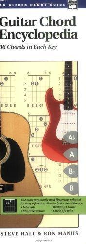 Guitar Chord Encyclopedia: Handy Guide by Manus, R (1994) Plastic Comb