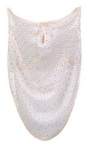 Gentle Meow Floral Pattern Sunscreen Face Mask Summer Outdoor Cycling Breathable Mask, Beige by Gentle Meow
