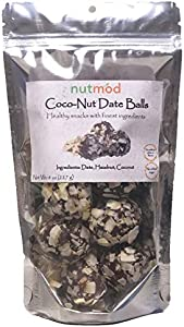 Giveaway: Coconut Hazelnut Date Rolls – Healthy &amp