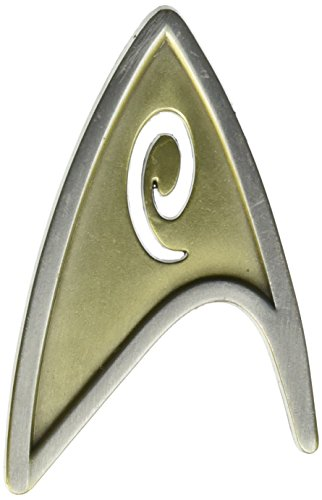 QMX Star Trek Beyond Magnetic Insignia Badge