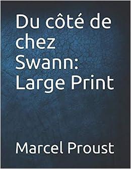 Du côté de chez Swann: Large Print