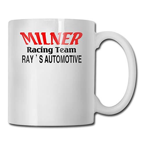 (BC31LDSCK American Graffiti John Milner Racing Fashion Convenience Mugs For Mens&womens One Size White )