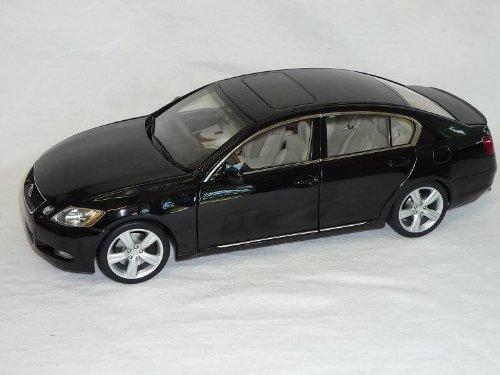 AUTOart Lexus Baugleich Gs430 GS Ab 2006 Schwarz Baugleich Lexus Gs450h Gs300 1/18 Auto Art Modellauto Modell Auto 82c638