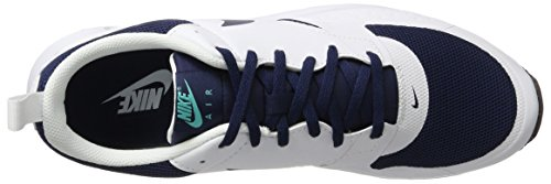 Navy NIKE hyper Midnight white Running Scarpe Air Uomo Blu Max Vision Navy Midnight qar8Tq